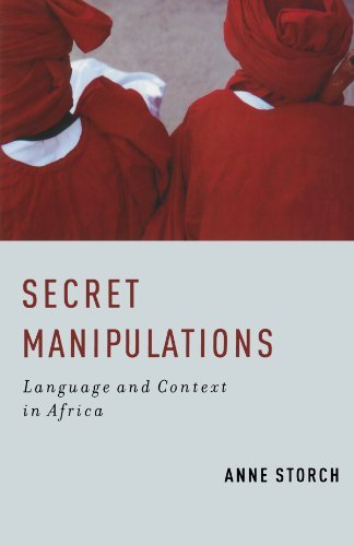 Secret Manipulations: Language and Context in Africa