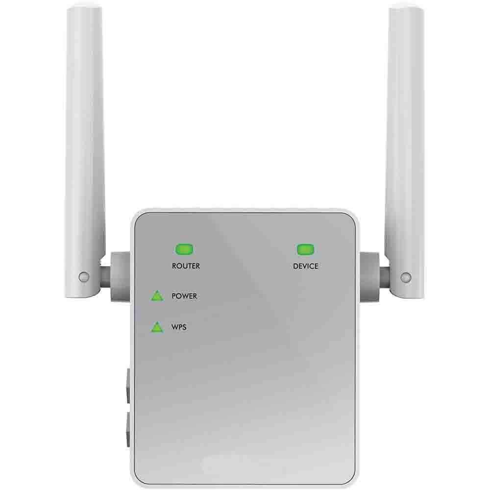 Collegare i diffusori con NETGEAR EX3700 Ripetitore WiFi