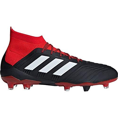 最大拾うサーキュレーション(アディダス) adidas メンズ サッカー シューズ?靴 adidas Predator 18.1 FG Soccer Cleats [並行輸入品]