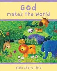 Download God Makes the World (Bible Story Time) pdf
