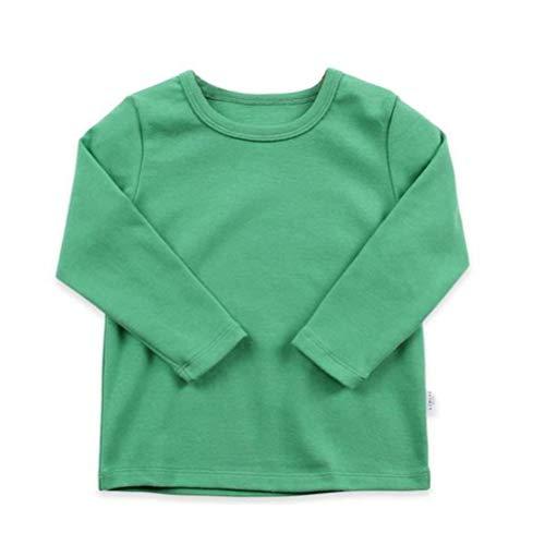 cb6a5ff5 CuteOn Kids Long Sleeve T-Shirt 100% Cotton (Size 2-6 Years) Variety ...