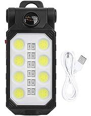 Belissy Portable COB Work Light USB oplaadbare Folding looplamp Magneet for auto repareren Camping