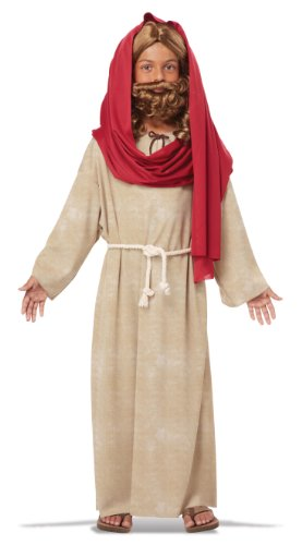 Jesus Halloween Costumes (California Costumes Jesus Child Costume, Medium)