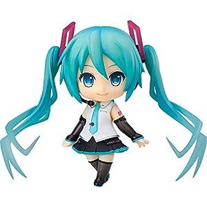 ねんどろいど キャラクター・ボーカル・シリーズ01 初音ミク V4X ノンスケール ABS&PVC製 塗装済み可動フィギュア