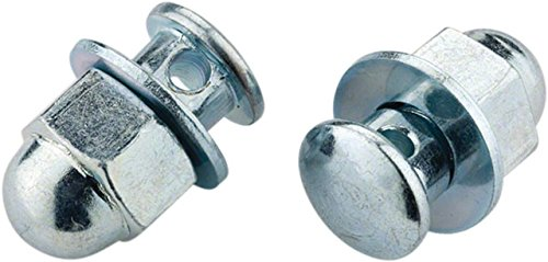 Jagwire 6mm Cable Anchor Bolt, Bag/25