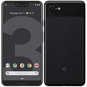 Google Pixel 3 XL Unlocked GSM/CDMA - US Warranty (Black, 128GB)