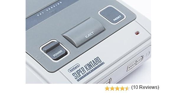 Kintaro SNES PAL Inspired Raspberry Pi Case: Amazon.es: Electrónica