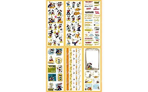 Trends International Mickey Mouse Craft Sticker Flip Pack