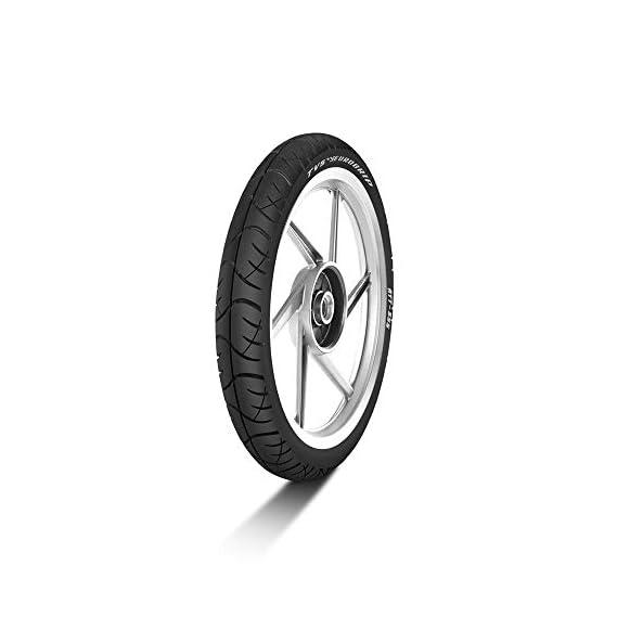TVS Eurogrip 80/100-18 47P ATT555F Tubeless Bike Tyre