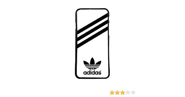 aab62740483 Funda carcasa para móvil logotipo adidas rayas logo compatible con iPhone 7  Plus: Amazon.es: Electrónica