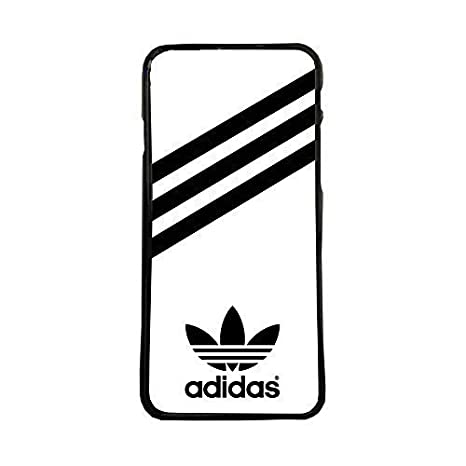 newest c1a66 e7564 Funda carcasa para móvil logotipo adidas rayas logo compatible con iPhone 7  Plus  Amazon.es  Electrónica