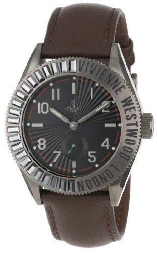 Vivienne Westwood Men's VV007CHBR Saville Brown Watch