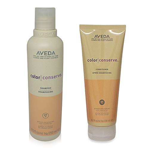 Used, Aveda Color Conserve Shampoo 8.5 oz and Conditioner for sale  Delivered anywhere in USA
