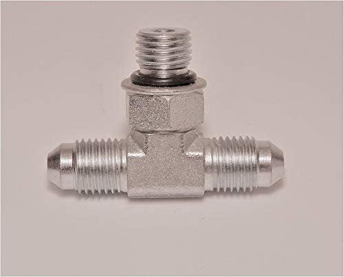 Continental Hydraulic Adapter Fitting JIC 37 Male JIC 37 Male 3//4-16X 3//4-16X3//4-16