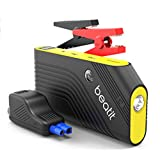 Beatit Yellow B9-PRO 600A 14000mAh Portable Jump Starter (Up to 5.5L Gas or 4.0L Diesel Engines) Auto Battery with Smart Jumper Cables