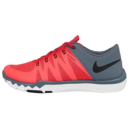 Nike Men's Free Trainer 5.0 V6, DARING RED/BLACK-BLUE GRAPHITE, 8.5 M US