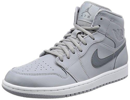nike-jordan-mens-jordan-1-mid-wolf-grey-cool-grey-cool-grey-basketball-shoe-95-men-us