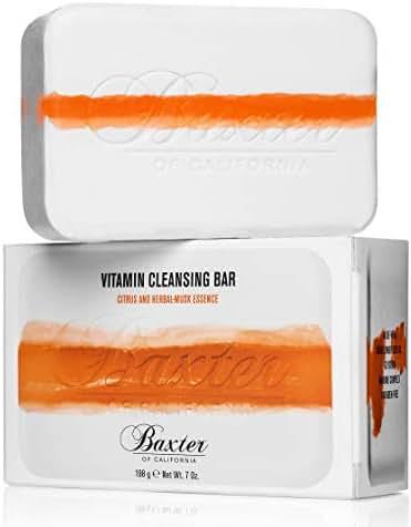 Baxter of California Vitamin Cleansing Bar