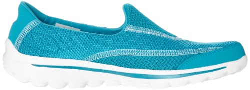Walk Femme Basses Go 2 nbsp;spark turquoise Bleu Skechers Sneakers FWZ1Tawqqf