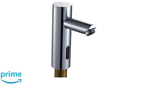 DP Grifería GLS-0001 Grifo de Lavabo con Sensor: Amazon.es: Bricolaje y herramientas