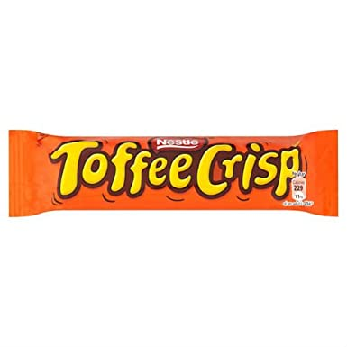 7dc36520849 Toffee Crisp 44g Case of 48  Amazon.co.uk  Grocery
