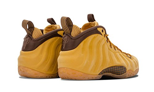 Mens Nike Air Foamposite One Prm Wheat Basketbalschoenen - 575420 700