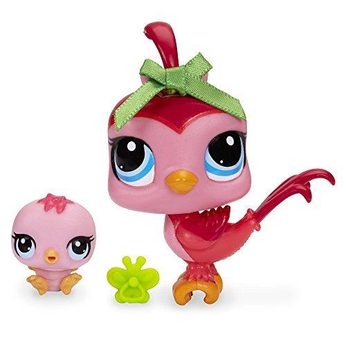 Littlest Pet Shop Pet and Friend - Bird and Baby Bird