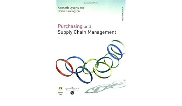 Purchasing and Supply Chain Management (7th Edition