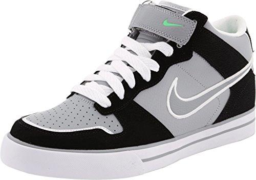 Nike SB Nyjah Free Men's Skateboarding Shoes - AA4272 (11.0, Thunderstorm/White-Obsidian)