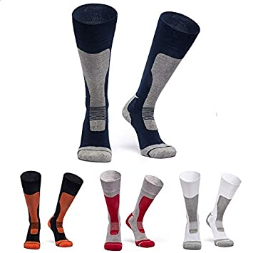 Amazon.com: Mini Mexx New 1pair Winter Thermal Ski Socks Cotton Sport Snowboard Long Socks Wearable Thermosocks calcetines de Ciclismo: Kitchen & Dining