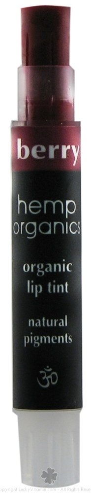 Colorganics Hemp Organics Berry Lip Tint 2.5 Gram Stick