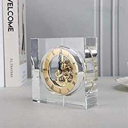 Mechanical Watch Crystal Ornament