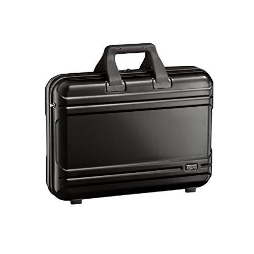 [ゼロハリバートン]ZERO HALLIBURTON ラップトップ アタッシュケース ZW210 BLACK ブラック ZW210-BK/80616-01[並行輸入品] B00IUFZQ74