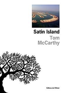 Satin island, McCarthy, Tom