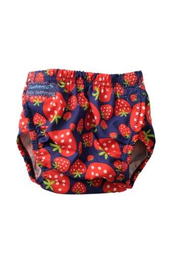 7d90bb814 Konfidence pañal Bañador aquawindel Bañador para bebé 3 - 30 Meses Diseño  Strawberry  Amazon.es  Ropa y accesorios