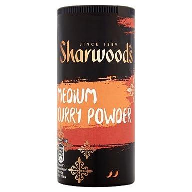 Sharwoods Medium Curry Powder 6 X 102gm