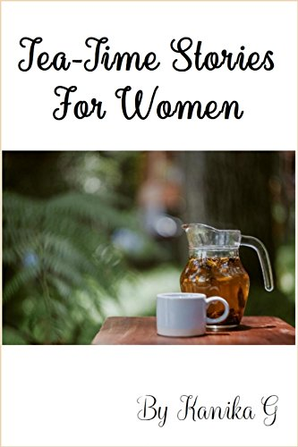Tea-Time Stories For Women cover