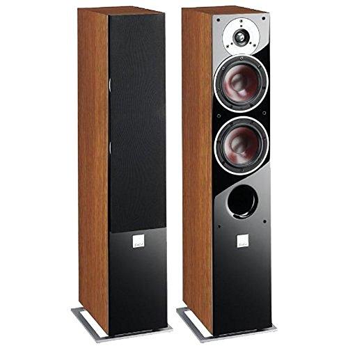 DALI - ZENSOR 5 - Floorstander Speaker in Light Walnut (pair) by Dali