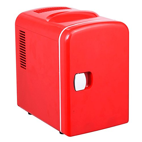 GHP-Portable-CarBoatHome-Retro-Mini-Personal-Fridge-Cooler-Warmer-ACDC