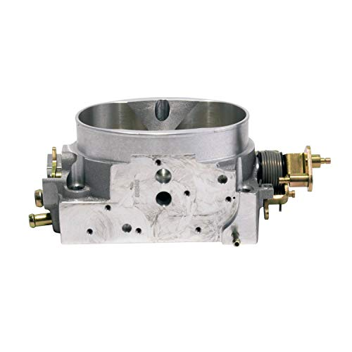BBK 1537 Twin 52mm Throttle Body - High Flow Power Plus Series For GM 305/350 TPI