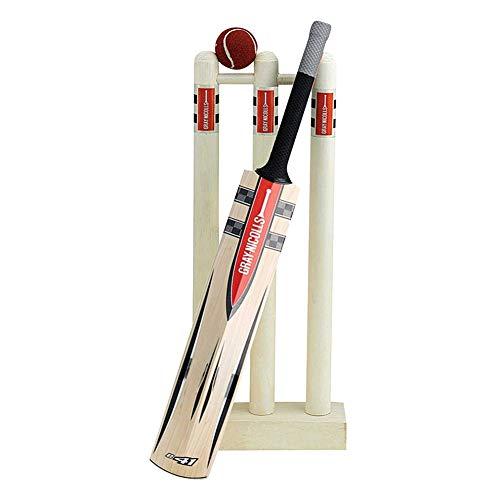GM Cricket Diamond Mini Cricket Set One Size Black//Blue//White