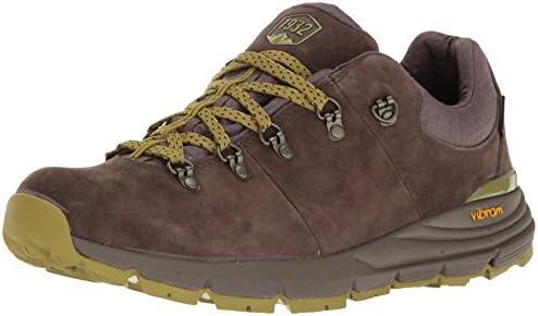 Danner Men s Mountain 600 Low 3 Dark Brown Lichen Hiking Shoe