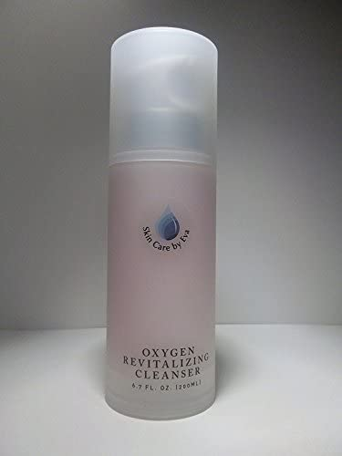 Anti Aging Oxygen Revitalizing Cleanser 6.7 Oz – with Ginseng, Orchid extract and Glycoproteins soothe redness irritation. Gently cleans even the most delicate skin leaving skin glowing and radiant