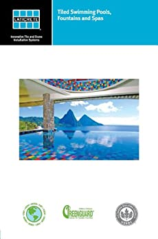 Tiled swimming pools fountains and spas technical design for Pool design handbook