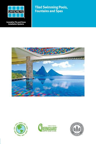 tiled swimming pools fountains and spas technical design manual rh amazon com WJR III Technical Manual AABB Technical Manual