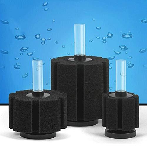 DDV-US 1pc Aquarium Filter Fish Tank Air Pump Skimmer Biochemical Sponge Filter Aquarium Filtration Filter Aquatic Pets Fish Products - (Color: Replacement cotton1, Size: XY280)