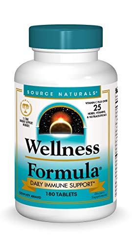 Source Naturals Wellnessmula Bio-Aligned