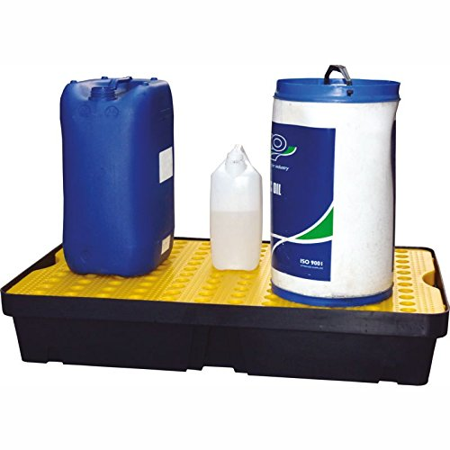 Spill Tray with Surface Grid 60 Litres Capacity Trade Shop Direct