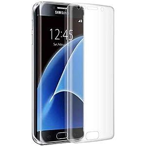 Samsung Galaxy S7 Edge - 32GB, 4GB RAM, 4G LTE, Gold: Amazon