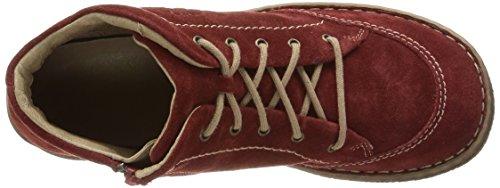 Josef Seibel Neele 01 Damen Hohe Sneakers Rot (388 Carmin)